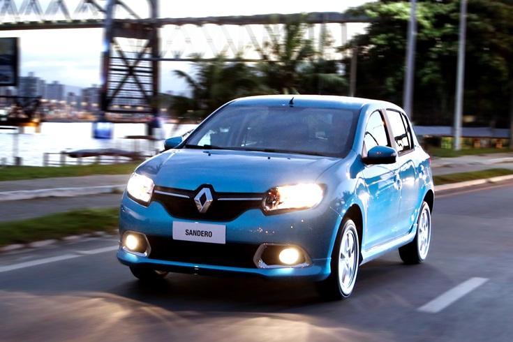 Novo Renault Sandero 2015 – Preço, Novidades e Vendas