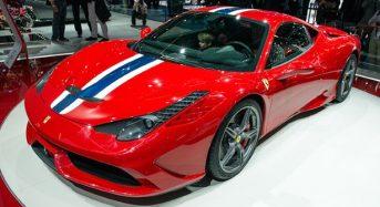 Ferrari 458 Speciale Spider – Modelo terá novidades no lançamento