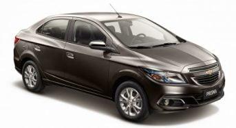 Novo Chevrolet Prisma 2015 sai com preço a partir de R$ 41.290