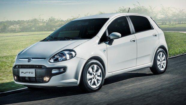 Novo Fiat Punto 2015 Série Especial Itália chega com preço de R$ 45.460