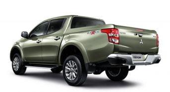 Nova Mitsubishi L200 Triton teve algumas mudanças no design
