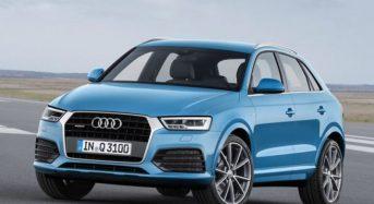 Audi lança novo modelo Q7 2015
