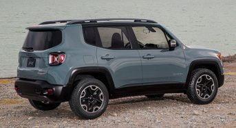Jeep Renegade chegará em 2015