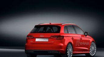 Audi A3 E-tron – Novo modelo híbrido com motor a gasolina e elétrico