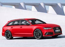 Audi RS6 Avant – Características do modelo