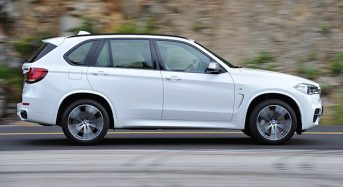 BMW X5 movido a Diesel chega ao Brasil em 2015