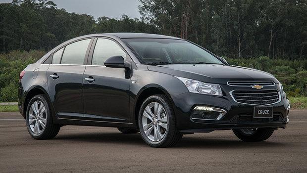 Chevrolet Cruze 2014 – Novo modelo tem lançamento e preço parte de R$ 70 mil