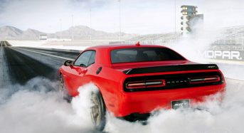 Dodge Challenger Hellcat – Características do novo modelo
