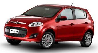 Fiat Palio liderou as vendas de carros em novembro de 2014