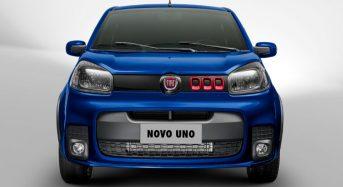 Fiat Uno Sporting 2015 – Características e preços