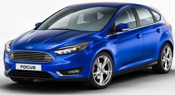 Ford Focus 2015 reestilizado terá novo visual
