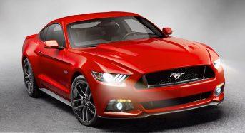 Ford Mustang 2015 – Características da nova versão