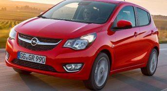 General Motors Karl – Novo modelo lançado na Europa