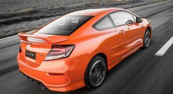 Honda Civic SI – Características da nova versão