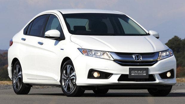 Honda Grace Hybrid – Carro híbrido é lançado no Japão por US$ 16 mil