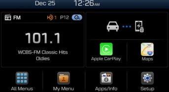 Hyundai pretende lançar novo sistema de multimídia em 2016