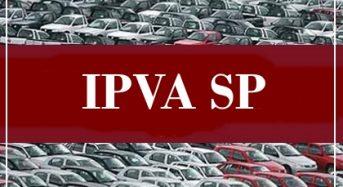 IPVA SP 2015 – Imposto será 4,2% mais barato para veículos em São Paulo