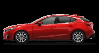 Novo Mazda3 será lançado em 2015