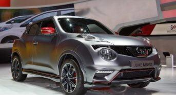 Nissan Juke Nismo RS – Modelo com novo design será lançado também na Europa