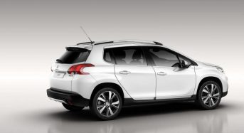 Peugeot 2008 será produzido no Brasil
