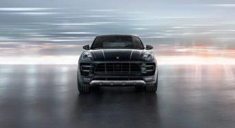 Porsche lança Macan nas versões S e Turbo