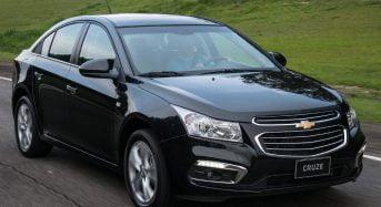 Novo Chevrolet Cruze deve chegar ao Brasil em 2016