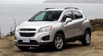 Novo SUV deve substituir Chevrolet Tracker no Brasil