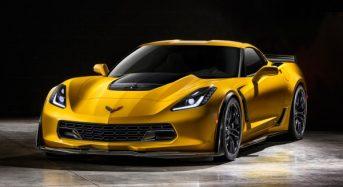 Corvette Z06 chega a 100 km/h em menos de três segundos