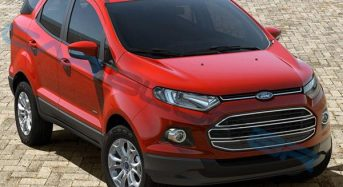 Ford EcoSport ganha AppLink e Sistema de Assistência de Emergência