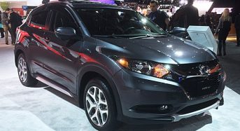 Honda HR-V 2015 – Novidades, Preço e Lançamento no Brasil