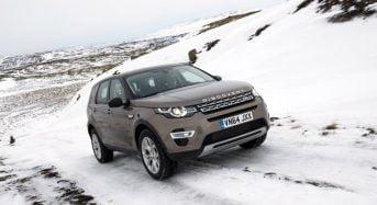 Novo Land Rover Discovery Sport será feito no Brasil