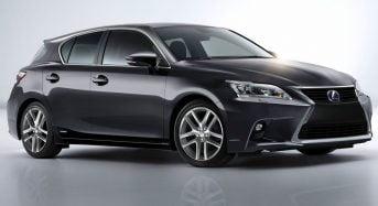 Lexus CT200h – Preço e Lançamento no Brasil