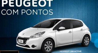 Promoção da Multiplus oferece Peugeot 208 para Resgate com Milhas