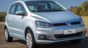 Novo Volkswagen Fox 2015 traz Novidades aos Motoristas