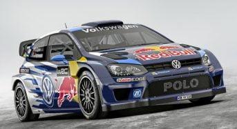 Volkswagen apresenta Novo Polo R WRC 2015