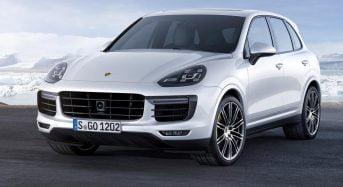 Novo Porsche Cayenne será mais Rápido e Leve