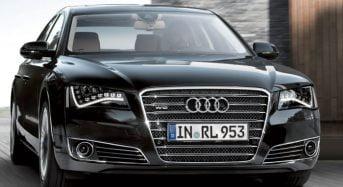Audi A8 – Informações sobre o carro