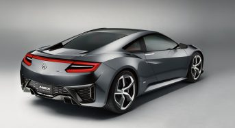 Acura NSX – Versão definitiva foi revelada