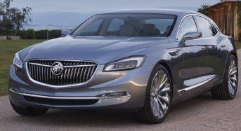 Buick Avenir – Sedan de luxo foi apresentado no Salão de Detroit