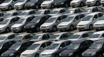 Mercado de automóveis não deve ter crescimento de vendas em 2015