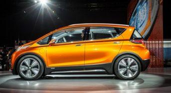 Chevrolet Bolt EV – Carro movido totalmente a energia elétrica
