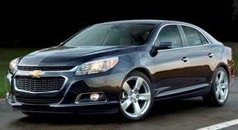 Chevrolet Malibu 2016 – Rumores sobre o novo modelo