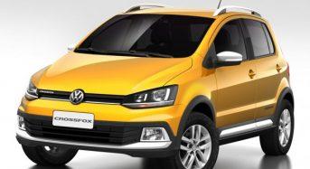 Volkswagen CrossFox 2015 – Novidades do modelo