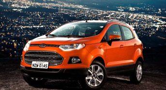 Ford EcoSport 2015 contará com versão sem estepe na traseira