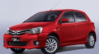 Toyota Etios vendido na Indonésia ganha novidades no seu visual