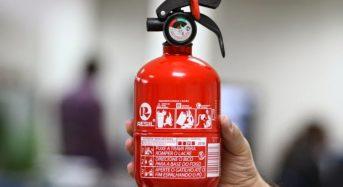Prorrogação do prazo para trocar o extintor de incêndio dos carros