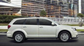 Fiat Freemont 2015 não apresenta mudanças significativas