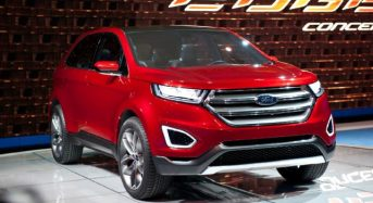 Confira dez carros do Salão de Detroit 2015 que virão ao Brasil
