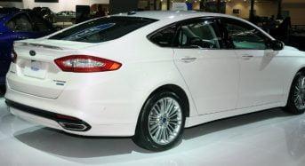 Ford Fusion 2015 traz novos recursos de segurança