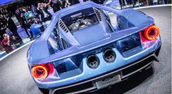 Novo Ford GT com motor Ecoboost 3.5 litros V6 pode gerar a potência de 600 cv
